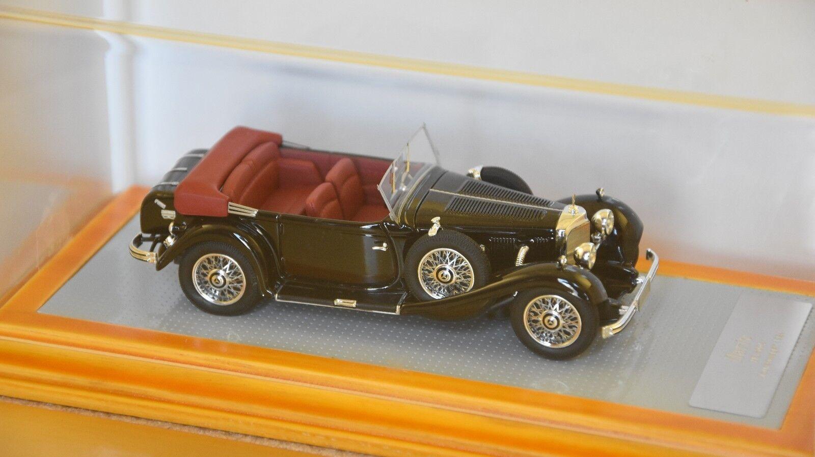 ILARIO 43092 –Mercedes Benz 500K Tourenwagen 1934 svkonst 1  43