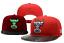 New-Hip-Hop-Men-039-s-Fiited-Baseball-Cap-Snapback-Caps-Unisex-Flat-Bill-bull-Hat-US thumbnail 20