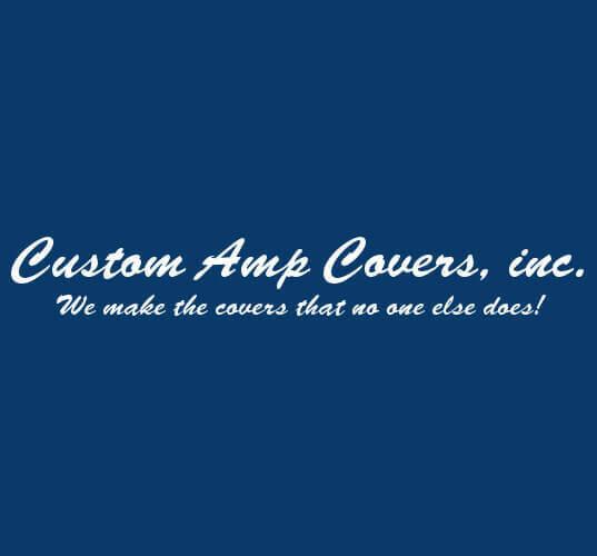 Canvas Cover 1955-60 Fender Super Narrow Panel 2x10 Amplifier Combo fend137c