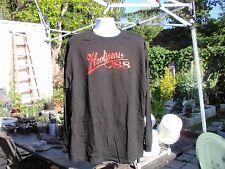hooligans 88 xl t shirt red ink  long sleve
