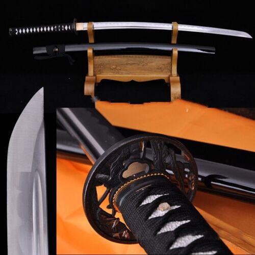 Japanese Battle ready Samurai Sword Katana High Carbon Steel Blade sharp #1986
