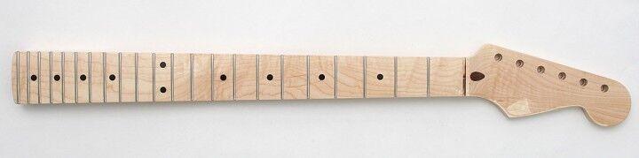 Goeldo NS22M Neck für Stratocaster, 22 Frets, Maple