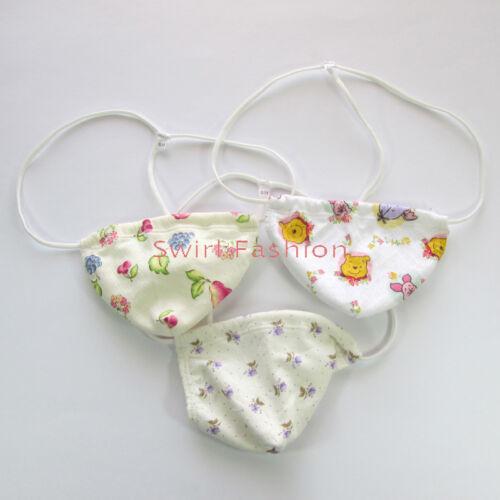 K145 Mens String Thong Pouch Prints double-layerd Knit Fine Cotton Soft Comfy