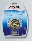 ARCAS 30710007 Stirnleuchte Lampe Kopfleuchte 28 LED Headlight