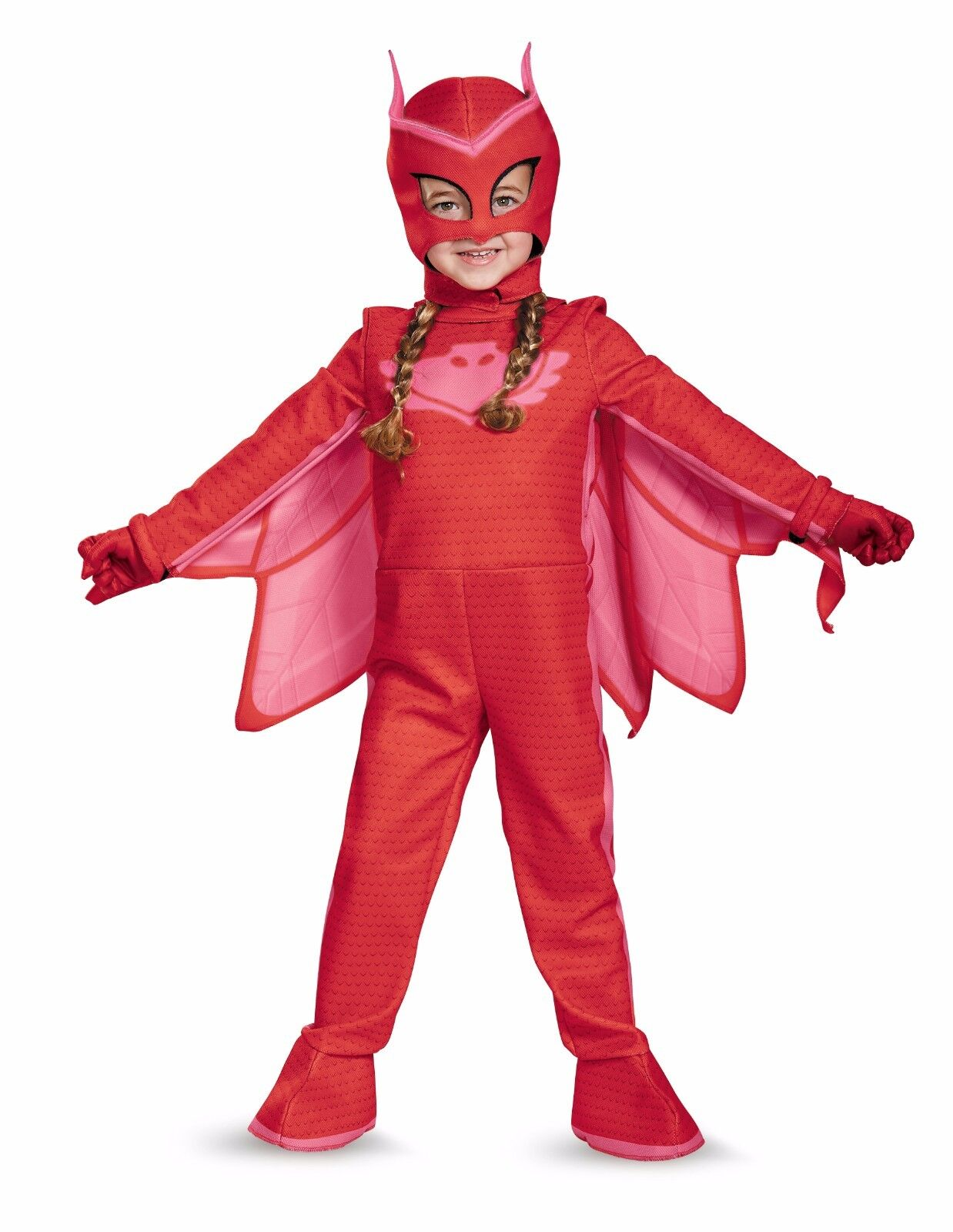Disguise Womens Owlette Classic Adult Costume