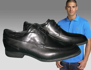 New-ROCKPORT-Men-039-s-Tanworth-Oxford-Black-Lace-Up-Shoes-UK-6-5-USA-7-Eu-40