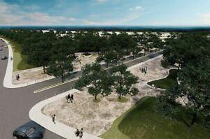 Terrenos Semi Urbanizados Con Club de Playa en Yucatán