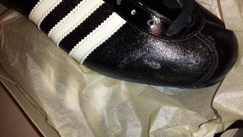 Adidas uwe vintage nuevo unused 60 ties or 70 ties zapatos Adi Dassler 154 7,5 Rare