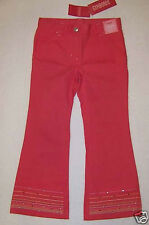 New Gymboree Spring Rainbow Melon Pants Girl's Size 4
