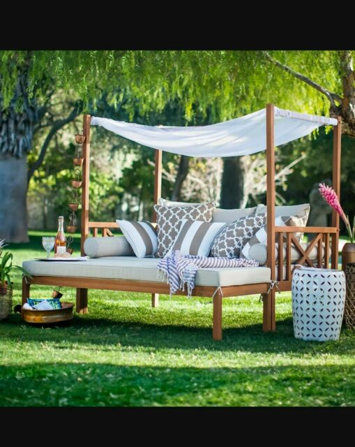 Belham Living Brighton Daybed With Ottoman | eBay on Belham Living Brighton Outdoor Daybed id=94452