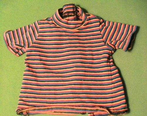 Vintage American Girl label Sriped Shirt