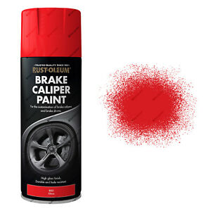 x17-Rust-Oleum-Auto-Automotive-Car-Aerosol-Spray-Paint-Brake-Caliper-Red-Gloss