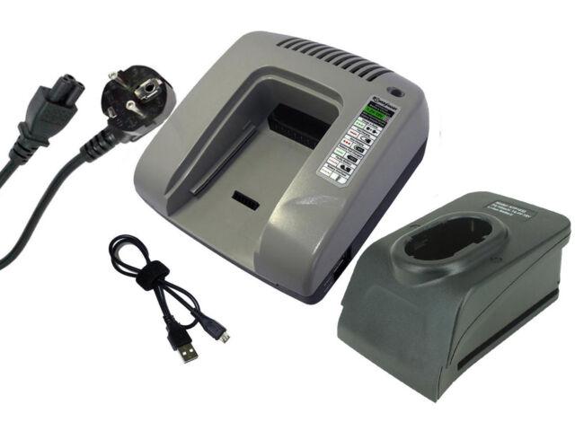 Powersmart 14.40V/18V Cargador para Hitachi Ub 18D, UB18DLC, 326824 , BCL1430,