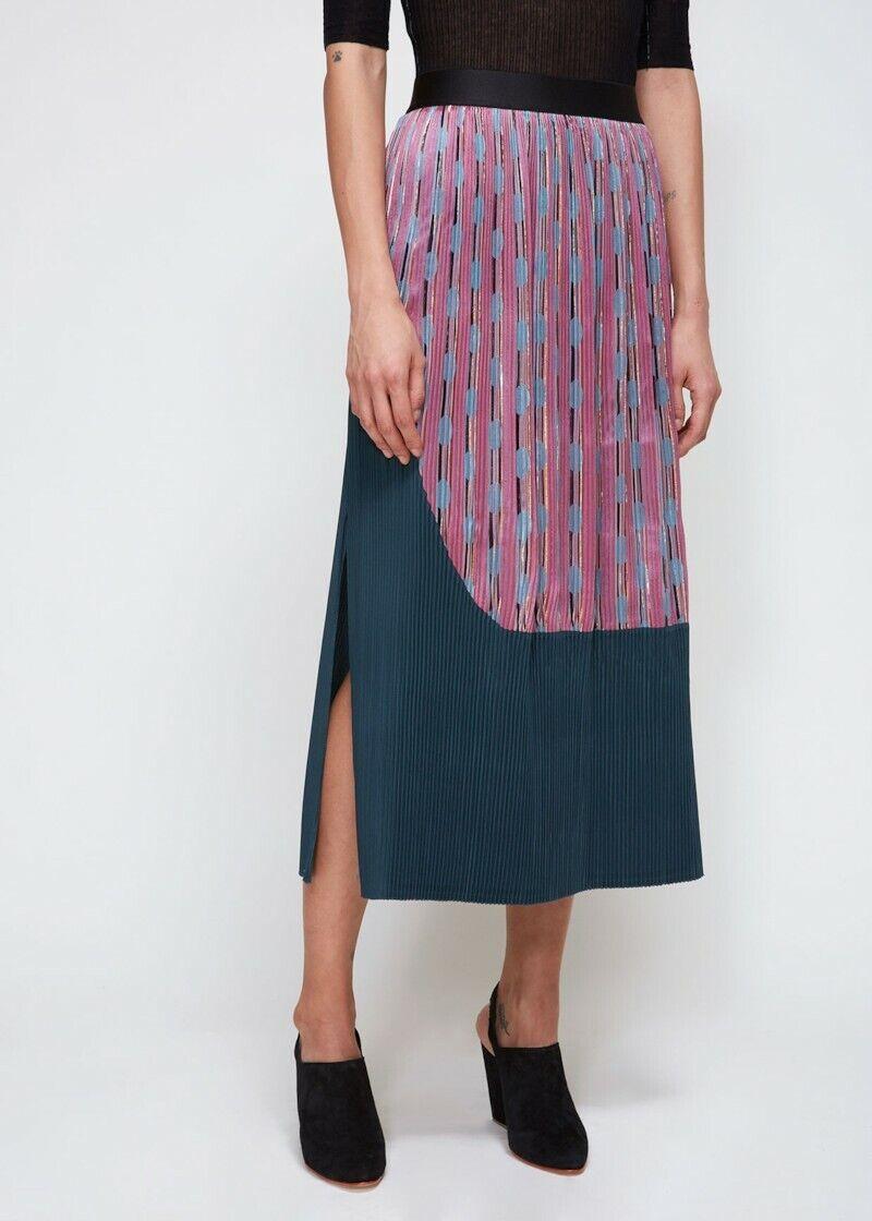 NEW Rachel Comey Ballista Pleated Skirt sz 6