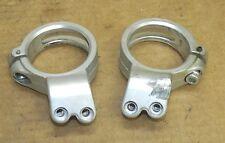 Clipon Handlebar Brackets L & R Ducati 848/1098/1098S/1098R/1198/1198S/1198R