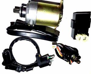 electrical kit kd150ekit hammerhead twister 150 cc go kart. Black Bedroom Furniture Sets. Home Design Ideas