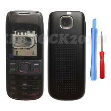 Black Fascia Full Housing Case Cover Faceplate Keypad for Nokia 2690 2692+Tools