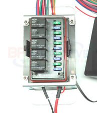 universal relay fuse auxiliary distribution box wire diagram for relay with auxiliary lights bussmann fuse box wiring diagram #3