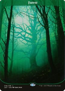 MTG-Magic-Foresta-Forest-Unstable
