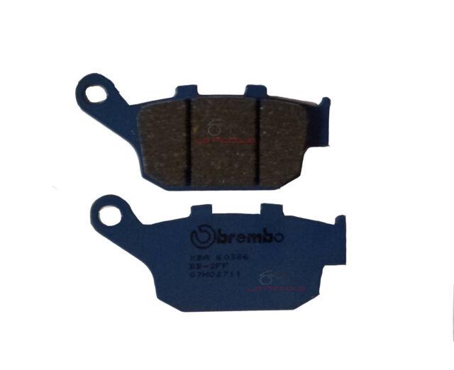 Pastiglie Freno Brembo Carbon Ceramic Anteriori HONDA NT 650 V DEAUVILLE 98/>01