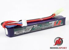 Nano-Tech 1200mah 3 Cell Airsoft Lipo Stick Battery Pack 11.1V  25 - 50 C