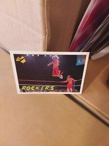 WWF-CLASSIC-WRESTLING-TRADING-CARDS-1990-ROCKERS-CARD-118