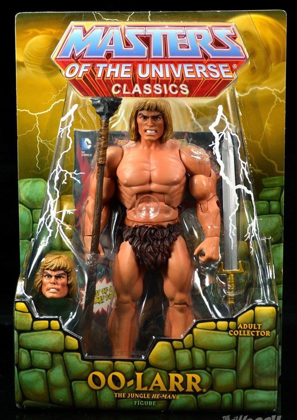 MOTUC Oo-Larr Masters of the Universe Classics He-Man Club Eternia Exclusive NEW
