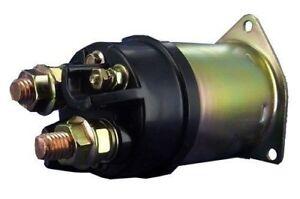 Details about Starter Solenoid fits Caterpillar eng 3208 3304 3306 3406