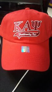 b487e393e24 KAPPA ALPHA PSI Fraternity Hat PHI NU PI NUPE DAD HAT 1911 NUPE HAT ...