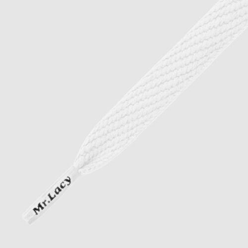 Laces Flat Khaki Mr Lacy Flatties high quality shoelaces 130 cm long,10 mm wide