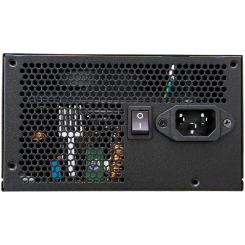 Rosewill 600 Watt Semi-Modular Computer Power Supply 80 Plus Gold PSU LEPTON 600