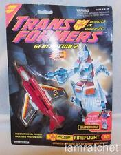 Transformers Original G2 Aerialbot Fireflight MOSC for Superion