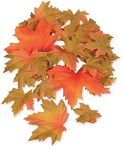 x30 Buzz Artificial Autumn Maple Leaves