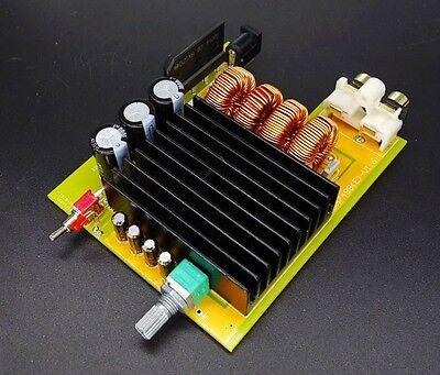 1pc TDA7498E 160W+160W class D Dual BTL audio amplifier Assembled board