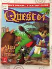 Quest 64 Official Strategy Guide Prima 1998