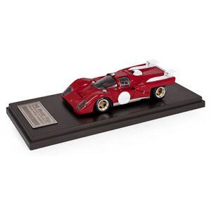 Modèles Mg 1/43 1971 Ferrari 512m Kyalami Test