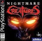 Nightmare Creatures (Sony PlayStation 1, 1997)