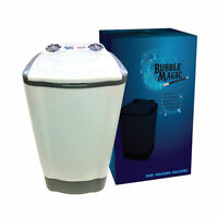 Bubble Magic 20 Gallon Mini Washing Machine For Herbal Extract (w/ Zipper Bag)