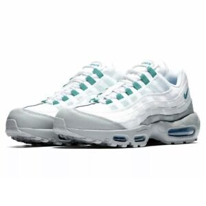 Details about Nike Air Max 95 Essential Light Pumice Clear Emerald 749766 032 MULTI SIZES