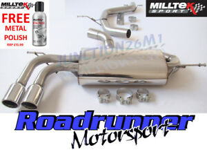 Milltek-Cat-Back-Exhaust-Golf-GTI-MK5-Non-Res-2-75-034-Smaller-Rear-Silencer-JETS