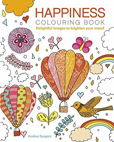 Happiness Colouring Book (Colouring Books),Arcturus Publishing