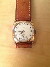 Aero Vintage Watch 9K Solid Gold Working