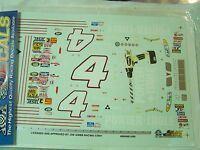 Slixx Decals 1/25 Jeff Purvis 1998 Porter Cable Monte Carlo Decal Set