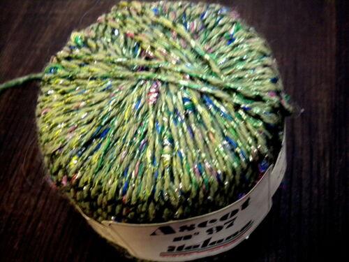 Efecto Garn tachas lurex Mix Garn lana otros página 1 vintage retro