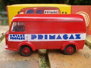 Quiralu Peugeot D4a Primagaz Made In France 1990 Neuf En Boite D'origine