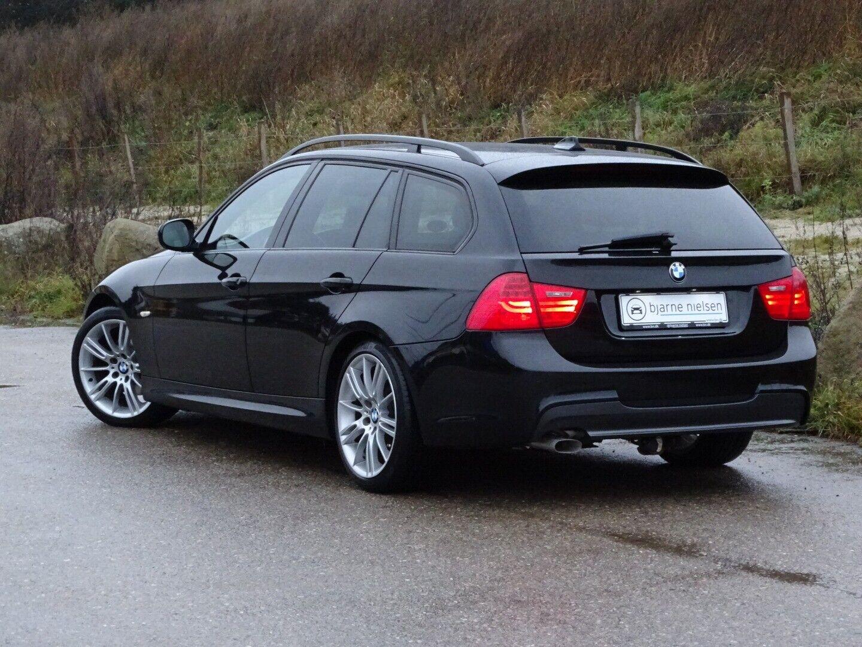 BMW 320d 2,0 Touring Steptr. - billede 4