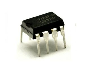 50pcs LM311P LM311 DIP-8 IC