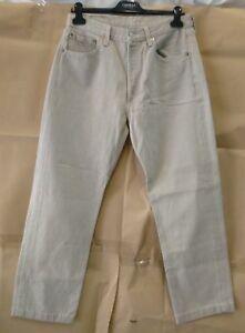 jeans-uomo-Levi-039-s-501-W-34-L-36-taglia-48