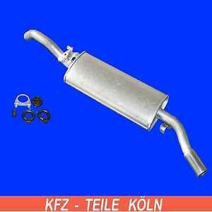 VW-Golf-2-1-0-1-3-1-6-Muffler-Back-Box-Exhaust-Silencer