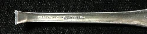 Westmorland Milburn Rose Handle AS *Great For Ring!! Sterling Silver Flatware